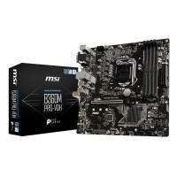 MSI B360M PRO-VDH LGA 1151 mATX Motherboard