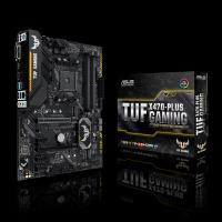 Asus TUF X470-Plus Gaming ATX Motherboard