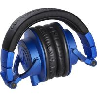 Audio-Technica ATH-M50X Professional Studio Headphones Blue/ Black Limited Edition
