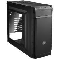 ZDEL-Cooler Master CMP501 Black Mid Tower Window Case w/ 600W Case
