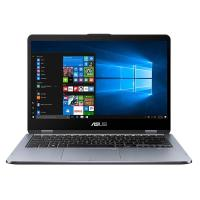 Asus Vivobook Flip TP410UA-EC231T I3-7100U 4GB 128G-SSD W10H 14-inch FHD Touch Screen 2-in-1