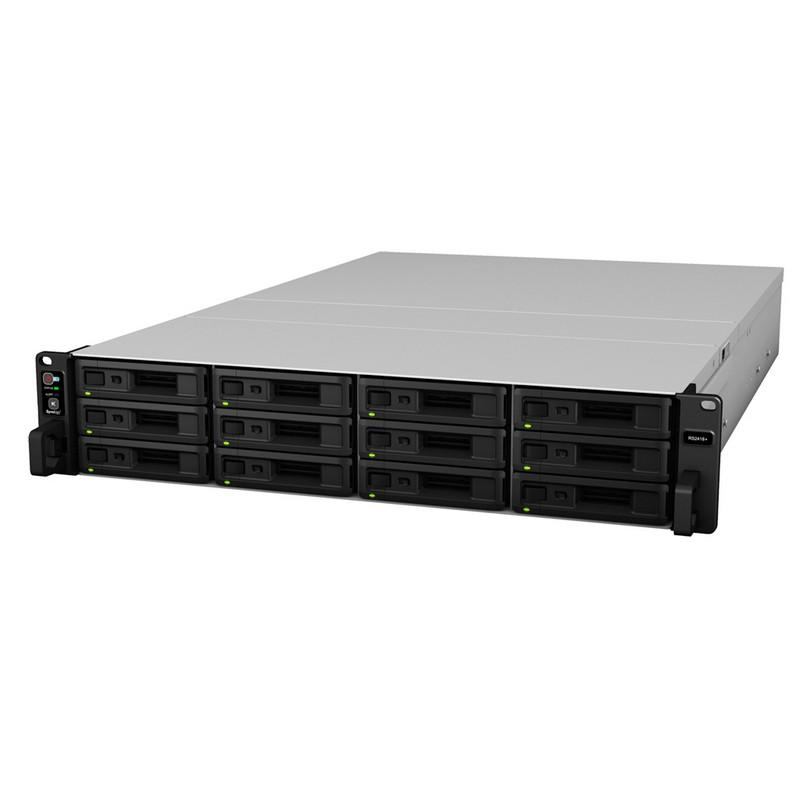"Synology RackStation RS2418RP+ 12-Bay 3.5"" Diskless NAS"