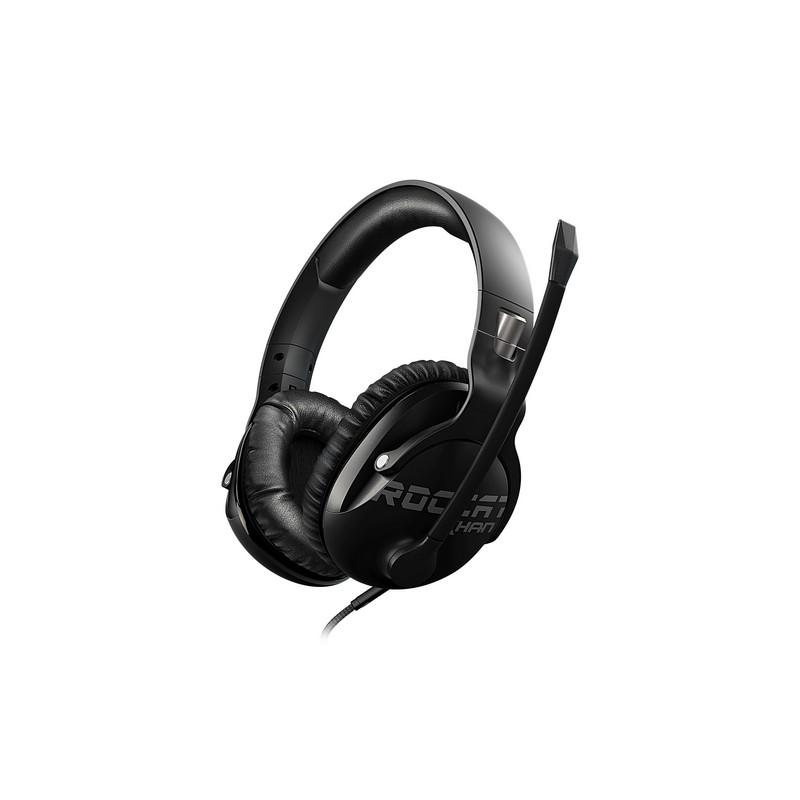 d1b60163ca4 Roccat KHAN PRO Competitive High Resolution Gaming Headset - Black -  Umart.com.au