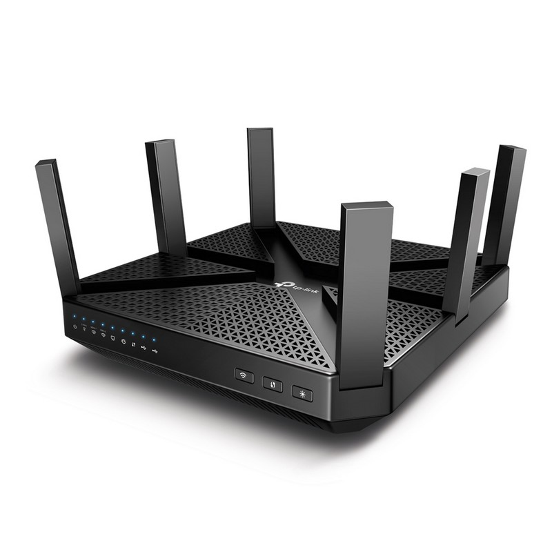 TP-Link Archer C4000 MU-MIMO AC4000 Tri-Band Wi-Fi Router