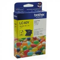 Brother LC40Y Yellow Ink Cartridge for MFC-J430W