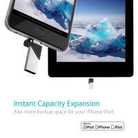 Silicon Power 32GB Z50 OTG Flash Drive for iPhone & iPad (Lightning/USB 3.1 Gen1)