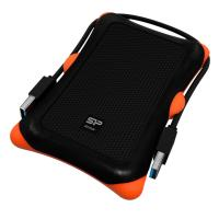 Silicon Power 1TB A30 Shockproof External Hard Drive (USB 3.0)