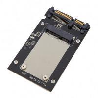 Simplecom mSATA SSD to 2.5 SATA HDD 7mm Hard Drive Case Converter Adapter