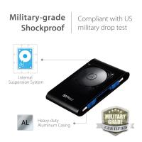 Silicon Power 1TB A80 Shockproof & IPX7 Waterproof,Pressure Resistance External Hard Drive (USB 3.0) for PC,MAC,XBOX,PS4