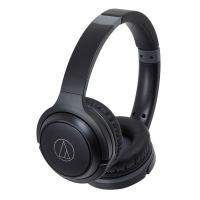 Audio Technica ATH-S200BT Wireless On-Ear Headphones - Black