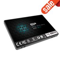 "Silicon Power 256GB A55 SATA3 2.5"" SSD R/W 560/530MB/S"