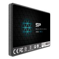 "Silicon Power 512GB SSD 3D NAND With R/W Up To 560/530MB/s A55 SLC Cache Performance Boost SATA III 2.5"" 7mm"