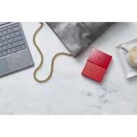 Western Digital My Passport 1TB USB 3.0 Red