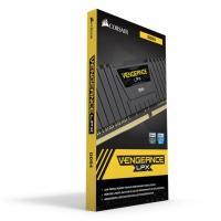 Corsair 16GB (2x8GB) CMK16GX4M2Z2666C16 DDR4 2666MHz Vengeance Ryzen Black