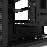 NZXT Black H440 Mid Tower Chassis (USB3)