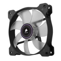 "Corsair ""Air Series"" SP120 LED 120mm Single Purple LED, Purple High Static Pressure 120mm Fan"