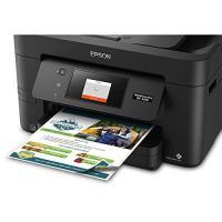 Epson WorkForce WFPRO-4720 Copier/Fax/Printer/Scanner