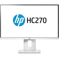 "HP Z0A73A4 HC270 27"" IPS 2560x1440 Tilt, Swivel, Height, DVI, DP, HDMI"