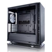 Fractal Design Define Mini C Tower Case No Window - Black