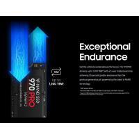 Samsung 970 Pro Series 512GB M.2 2280 NVMe SSD