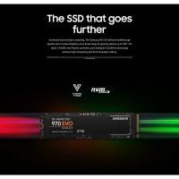 Samsung 970 EVO Series 2TB M.2 2280 NVMe SSD