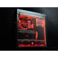 Deepcool Gamerstorm Dukase Liquid Case Black Built-In Liquid Cooling
