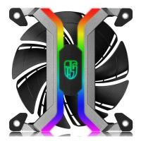 DeepCool MF120 Frameless RGB Cooling Fan - 3 Pack