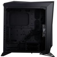 Corsair Carbide Series SPEC-OMEGA RGB Mid-Tower Tempered Glass Gaming Case Black