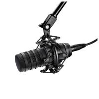 Audio-Technica AT-BP40 Large Diaphragm Dynamic Broadcast Microphone