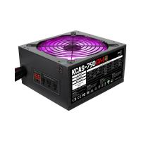 Aerocool KCAS 750GM PSU RGB effects 750W ATX12V Ver.2.4 4x PCIe 6+2pin  7x SATA 12cm OVP/UVP/OPP/SCP