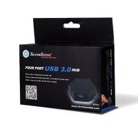 Silverstone EP01B 4 Port USB3 Hub