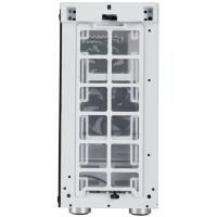 Corsair Carbide Series 275R Tempered Glass Mid-Tower Gaming Case, White