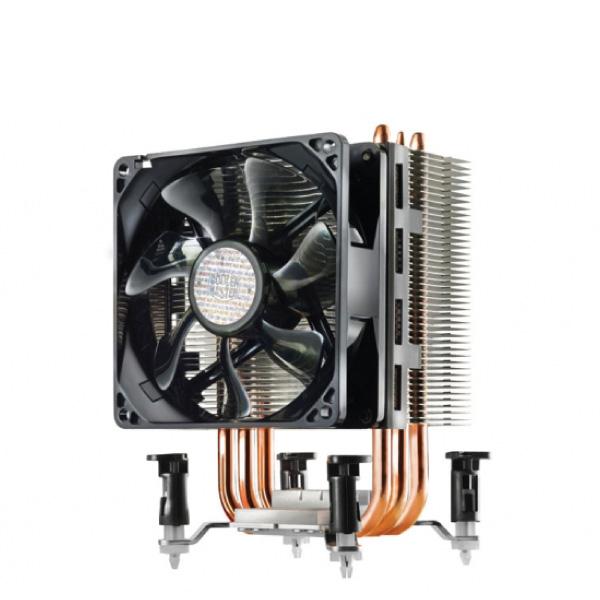 NEW AMD PHENOM I /& II QUAD CORE /& FX PROCESSOR HEATSINK WITH FAN