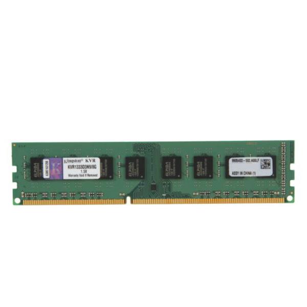 Kingston 8GB(1 X 8GB) DDR3-1333MHZ PC10600