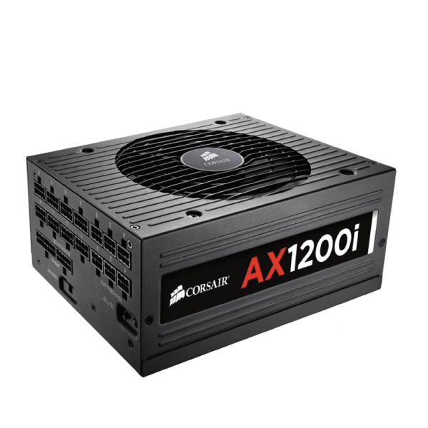 Corsair AX-1200i 1200W i 80+ Platinum Certified ATX PSU