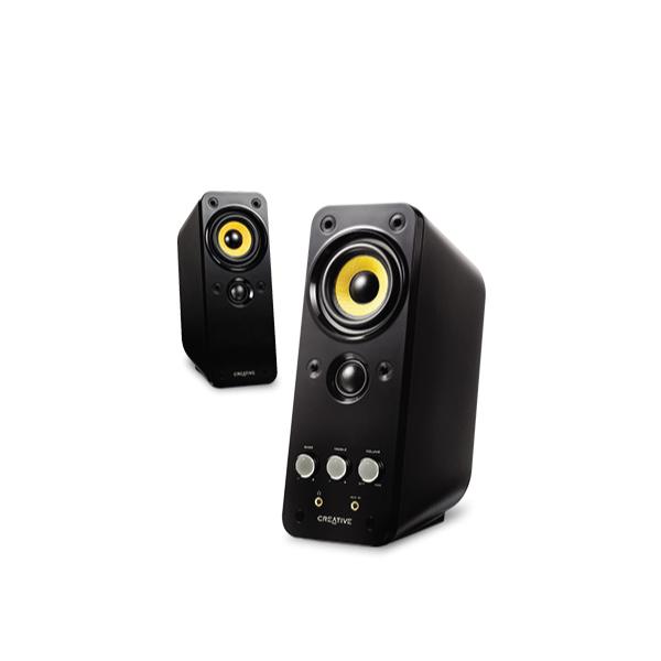 Creative GigaWorks T20 Series II Speakers, 2 channel, Power Rating: 28W RMS, Speaker Power: 14W RMS