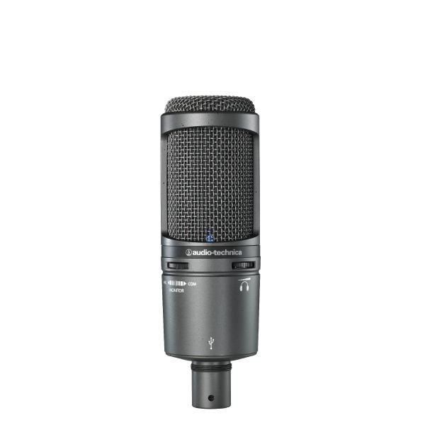 Audio-Technica AT2020USB+ USB Recording Microphone