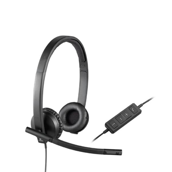 Logitech H570e USB Headset