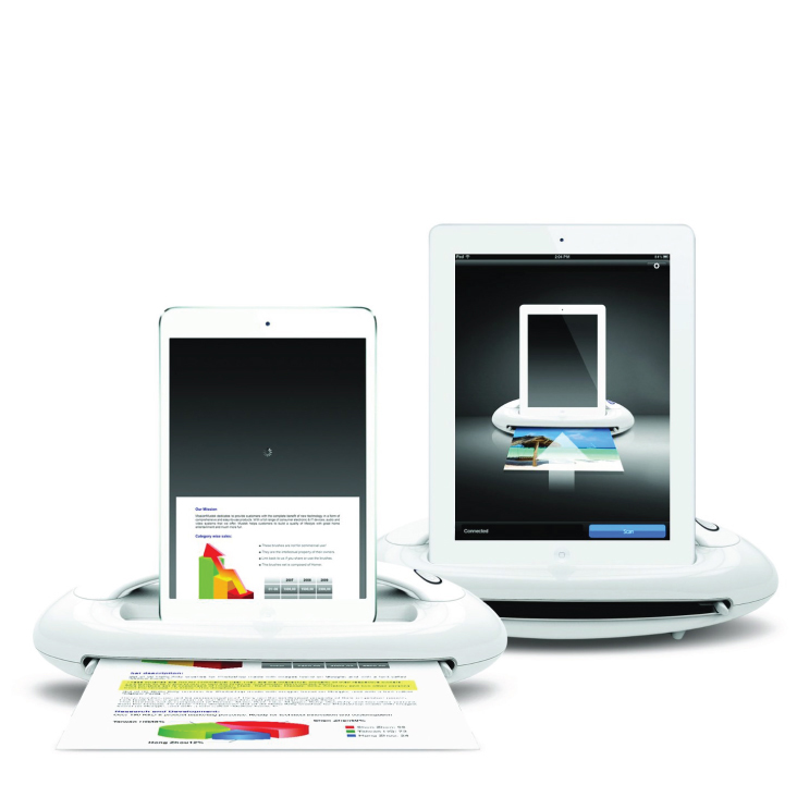 Mustek DockingScan Pro for iPad/iPhone