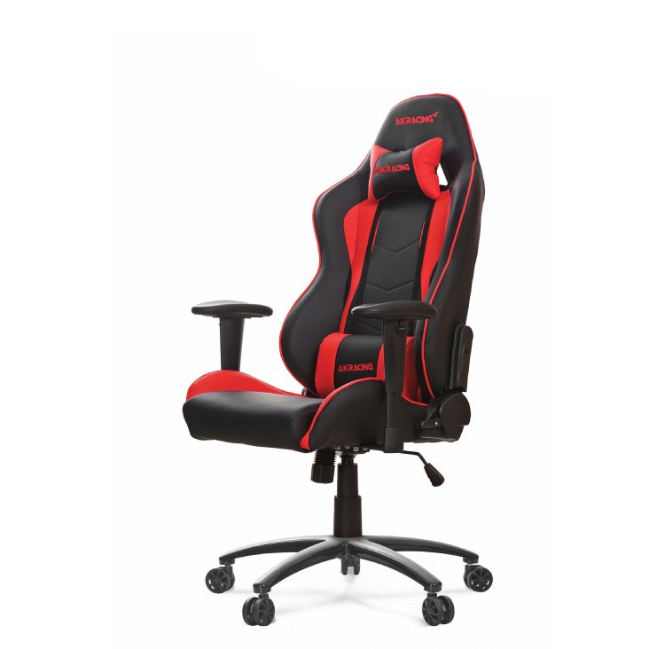 Magnificent Akracing Nitro Series Office Gaming Chair Black Red Umart Com Au Machost Co Dining Chair Design Ideas Machostcouk