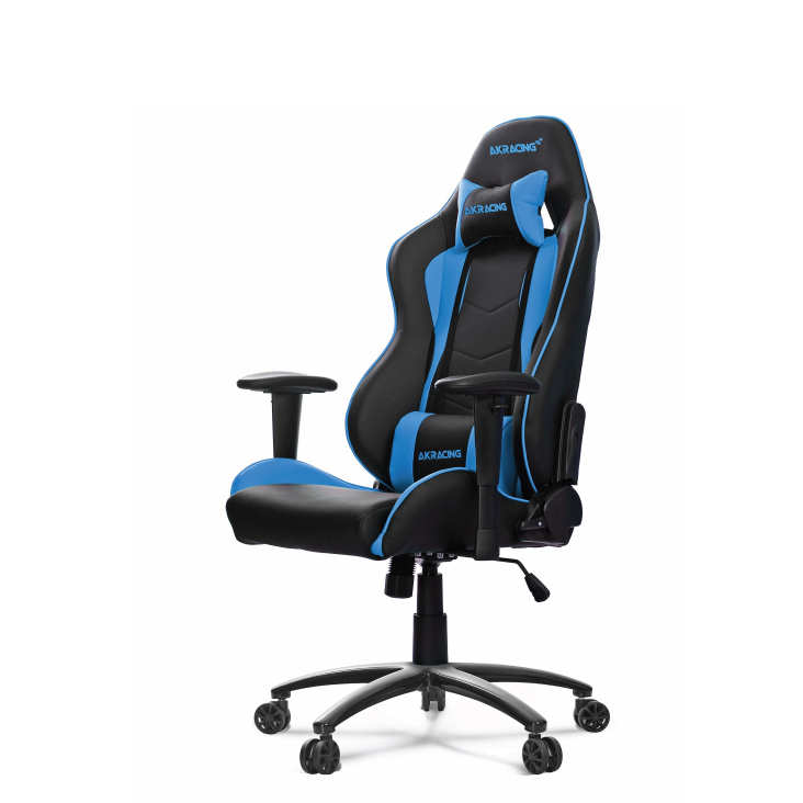 AKRacing Nitro Series Office/Gaming Chair Black/Blue