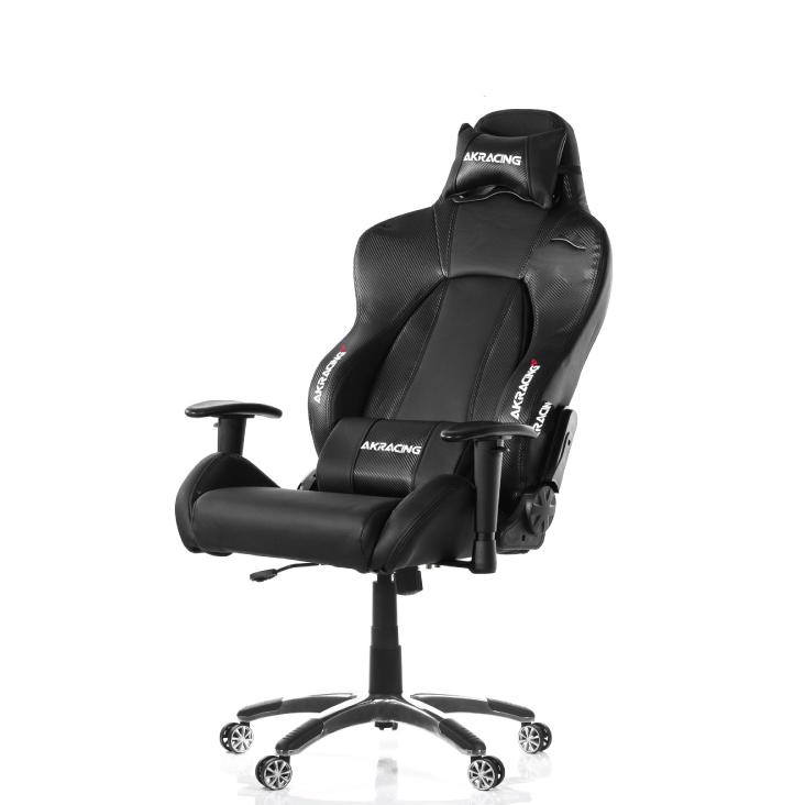 AKRacing Premium V2 Gaming Chair Carbon Black