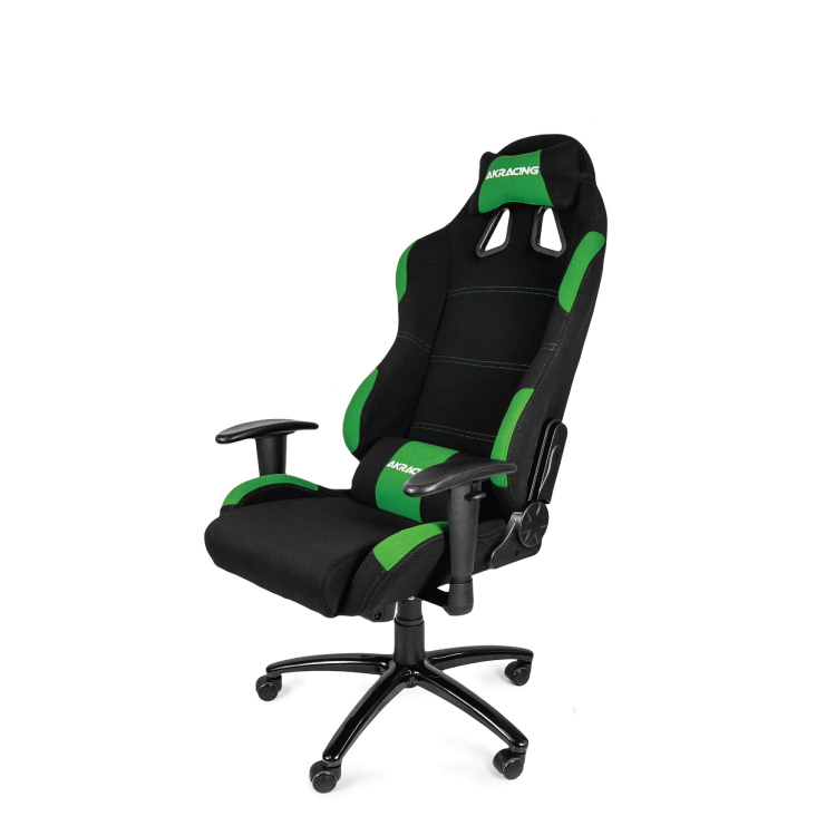 AKRacing K7012 Gaming Chair Black Green