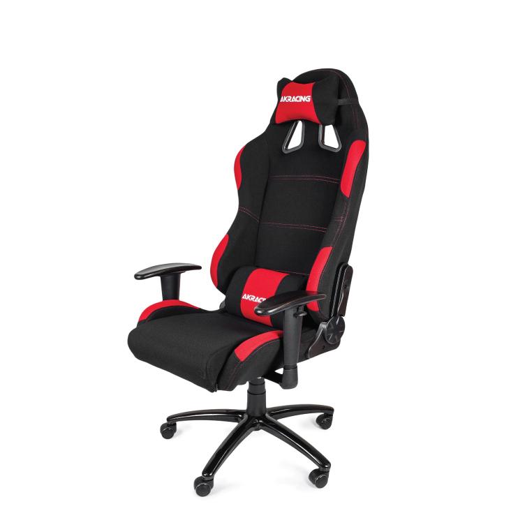 AKRacing K7012 Gaming Chair Black Red