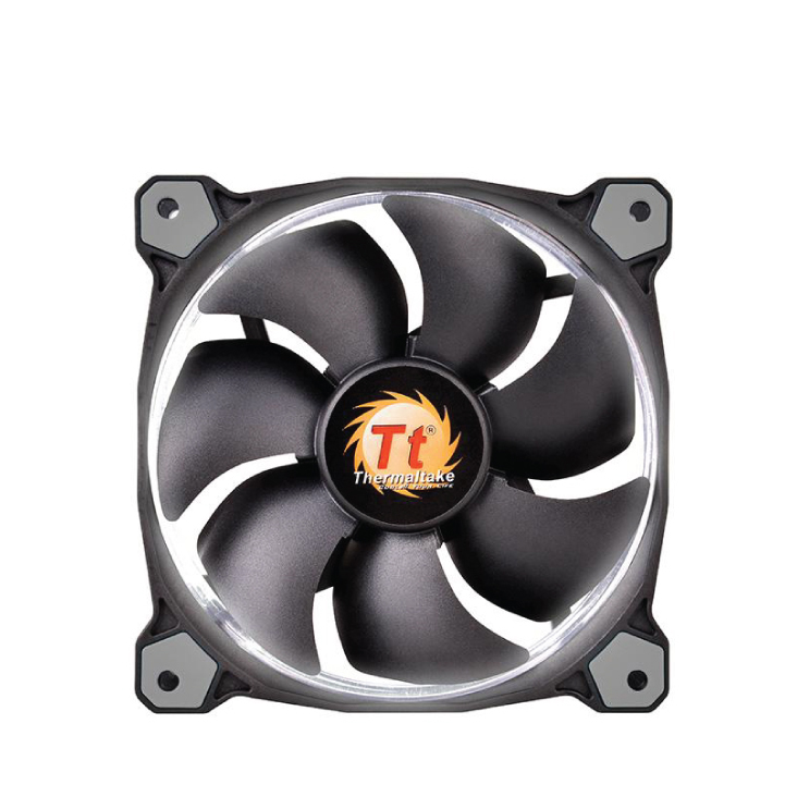 Thermaltake Riing 14 High Static Pressure 140mm White LED Fan