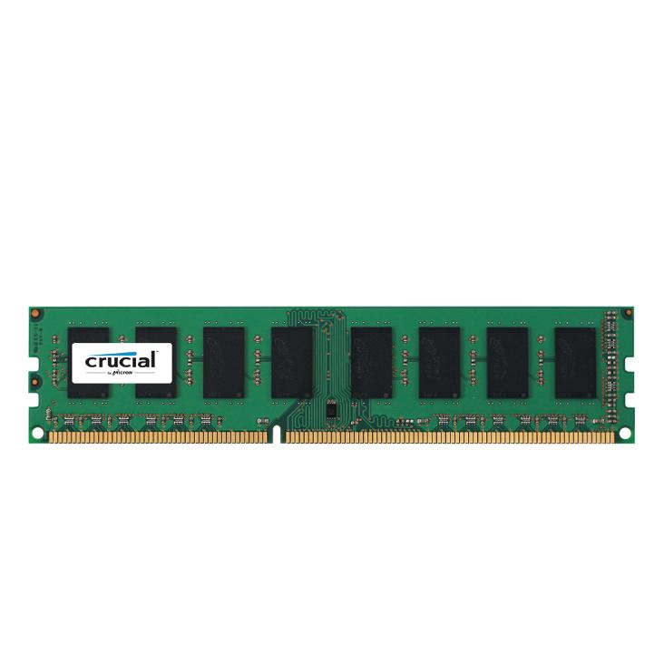 Crucial 8GB (1x8GB) 1600MHz DDR3L CT102464BD160B