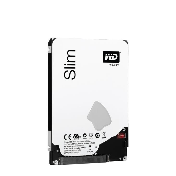 WesternDigital WD5000LPCX 500G 5400RPM SATA3 6GB/s 2.5in Blue 7mm