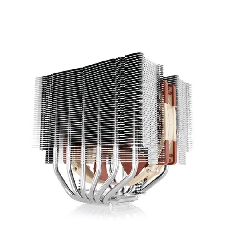 Noctua NH-D15S Multi Socket CPU Cooler Black