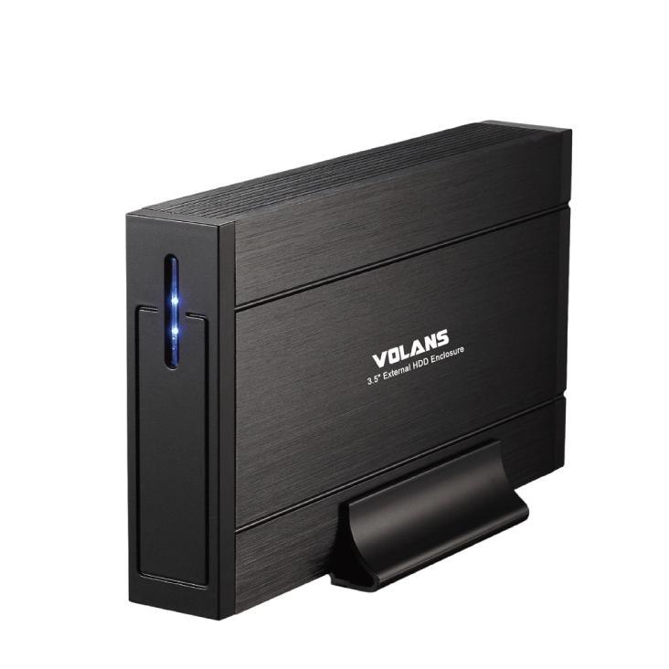 Volans Aluminium 3.5 inch USB 3.0 Enclosure