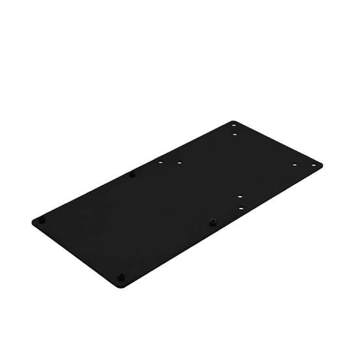 SilverStone MVA01 Extension VESA Bracket for Intel Nuc and Monitor Arm